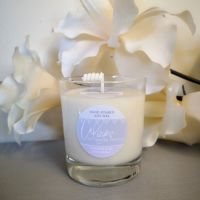Lavender, Rose and Vanilla Natural Soy Candle 200g