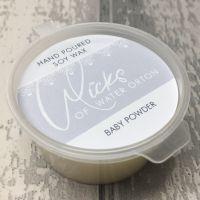 Baby Powder Natural Soy Wax Melt Pot 20g
