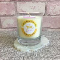Lynsey Queen Of Clean | AUTUMNAL ORANGE | Natural Soy Candle 200g