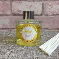 Lynsey Queen Of Clean | AUTUMNAL ORANGE | Luxury Paraben Free Reed Diffuser