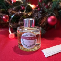 Christmas 2020 | Mulberry Spice Luxury Reed Diffuser (Paraben Free)