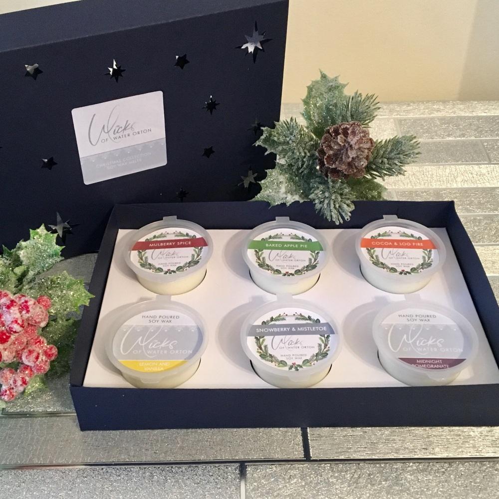 Christmas 2020 | Soy Wax Melt Gift Box