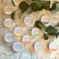 10 x Natural Soy Wax Melt Pots FOR £12.75