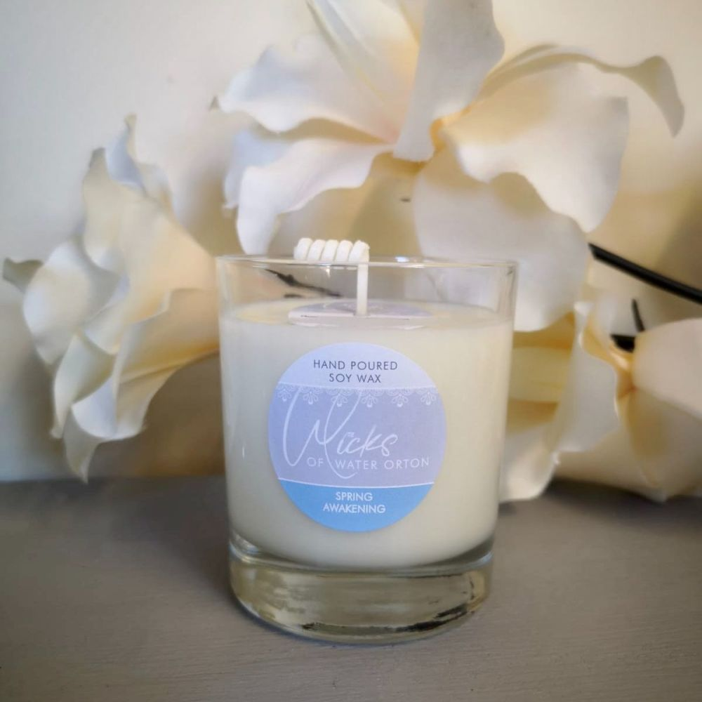 Spring Awakening Natural Soy Candle 200g