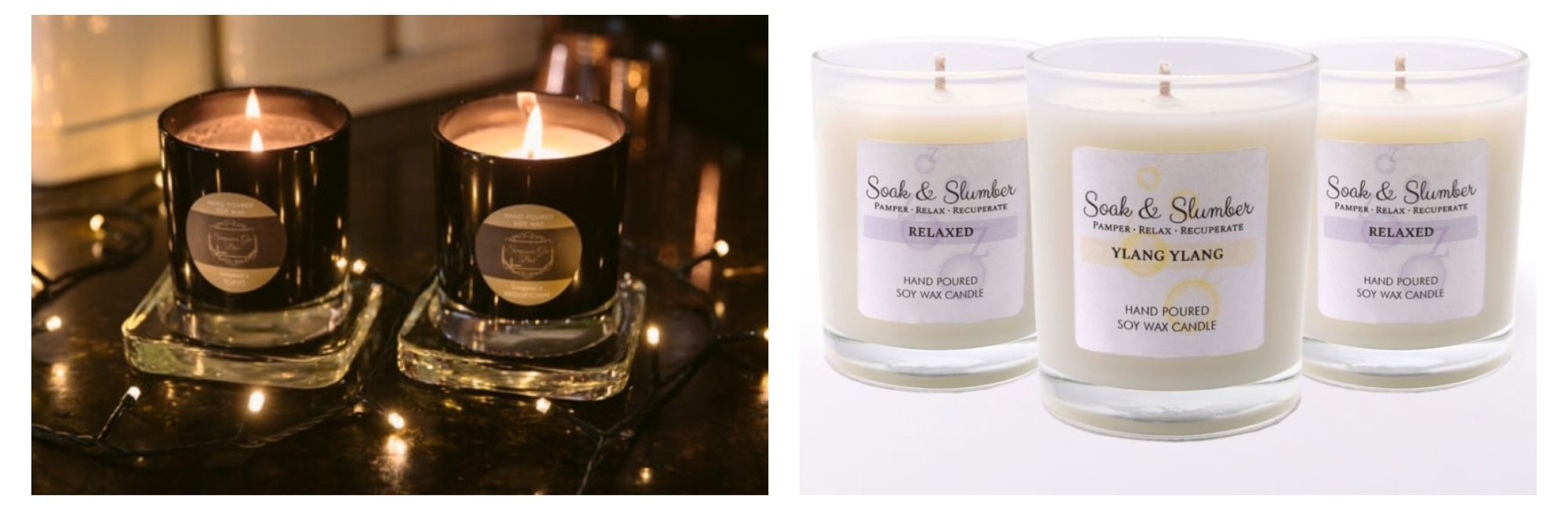 Branded Candles - An addition to your range