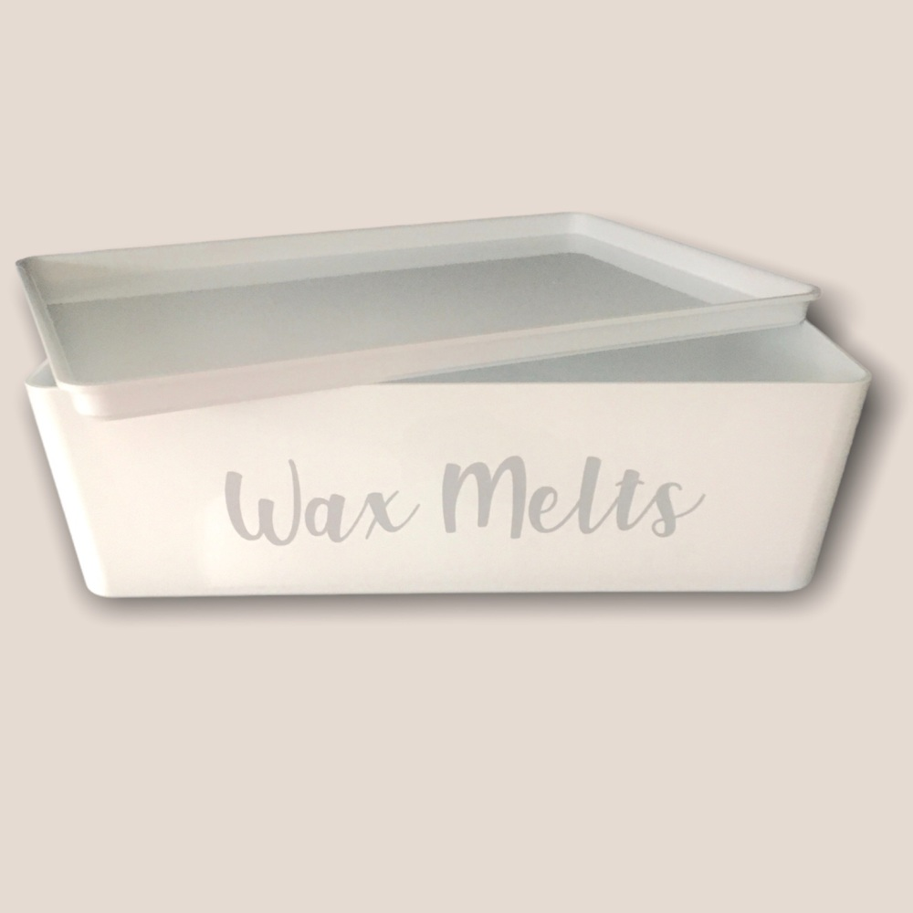 Wax Melts Storage Box