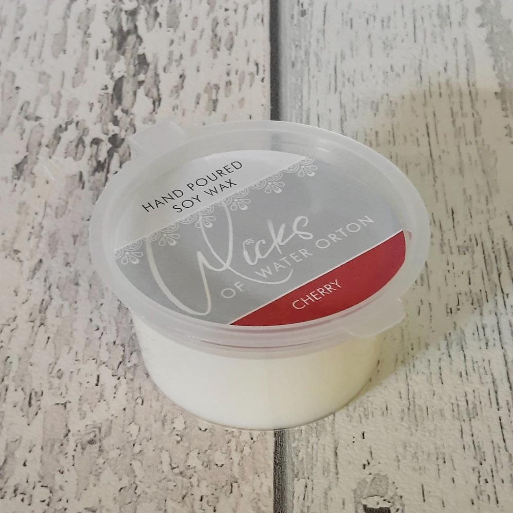 Cherry Natural Soy Wax Melt Pot 20g