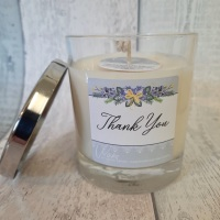 Thank You Soy Wax Candle | choose your fragrance