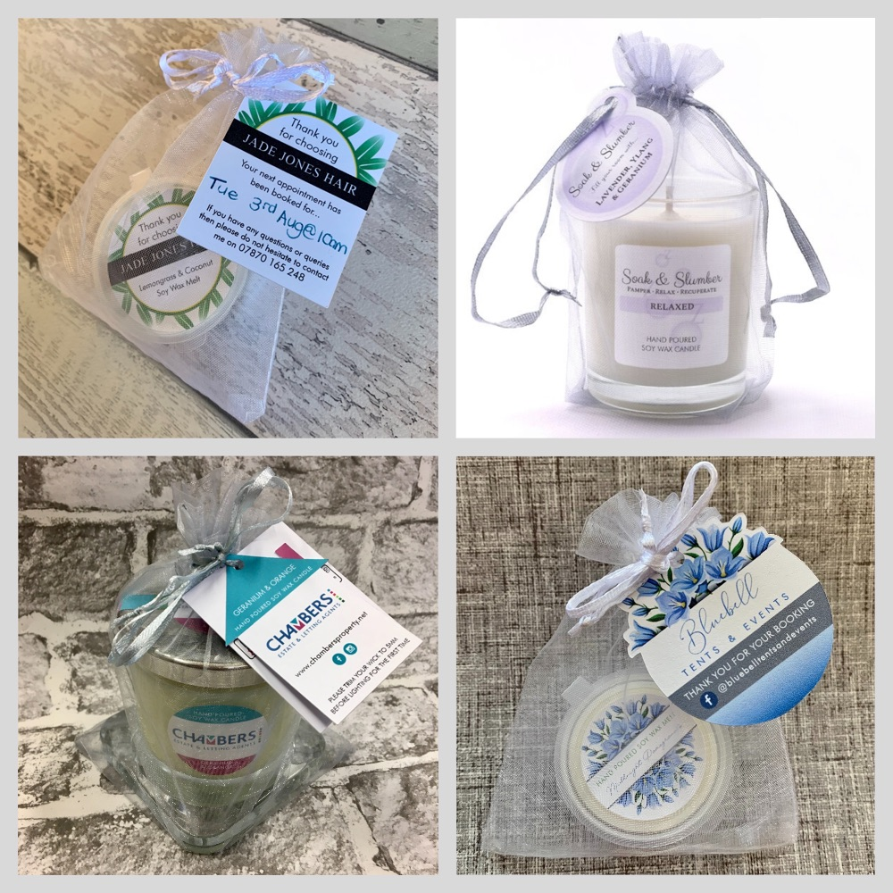 <!--028--> Branded Candles & Wax Melts