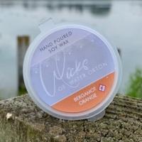 Bergamot Orange Natural Soy Wax Melt Pot 20g
