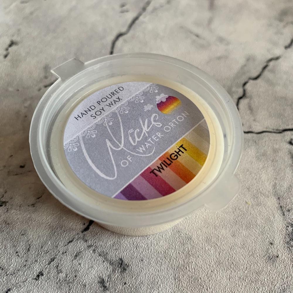 Twilight Natural Soy Wax Melt Pot 20g (JULY 2021)