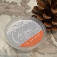 Cocoa & Log Fire Natural Soy Wax Melt Pot 20g