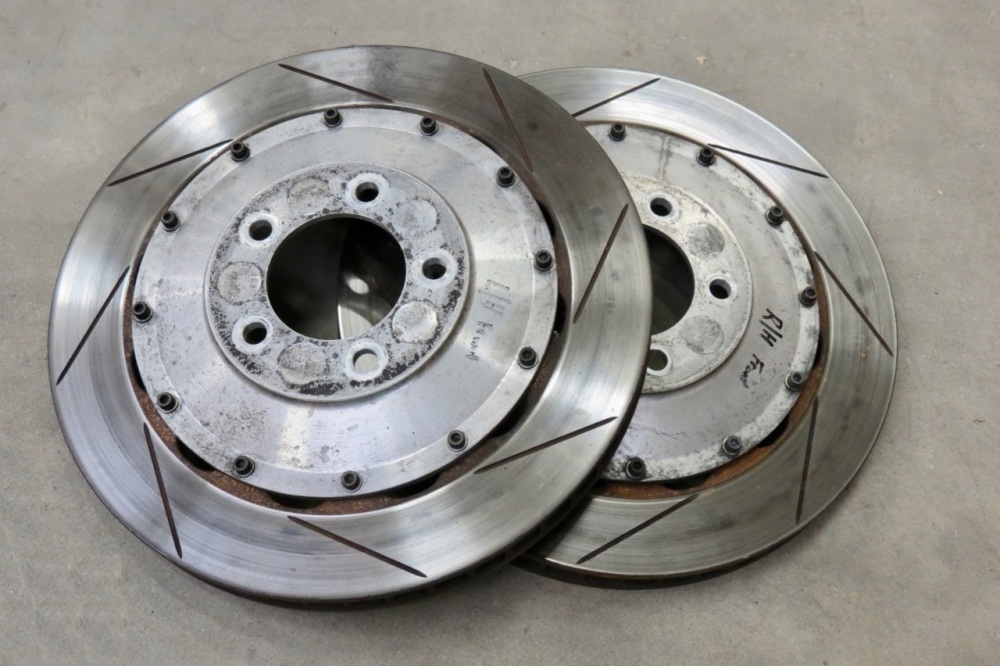 Ferrari F40 Custom Racing Brake Discs