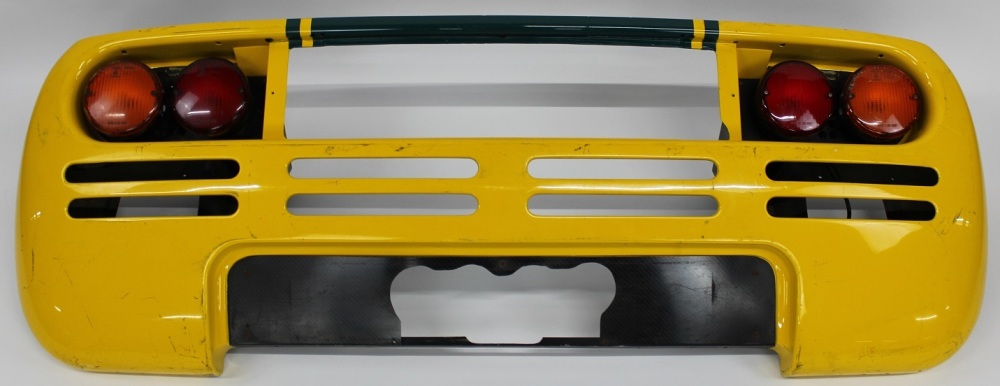McLaren F1 GTR Chassis 06R Harrods Rear Body Panel