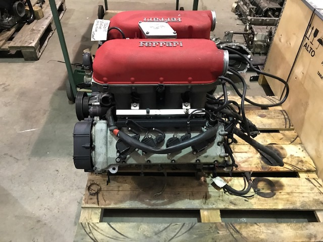 Ferrari 360 Engine Complete F131 182011