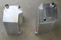 Ferrari F40 Aluminium / Alloy Fuel Tanks with Fitting Kit