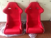 Ferrari F40 Euro Seat - 62397900