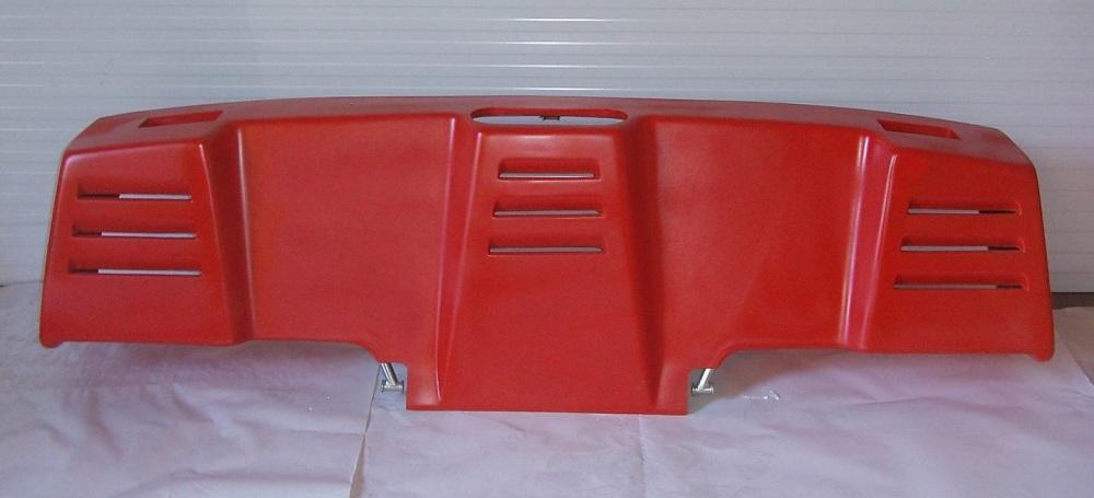Ferrari F40 Rear Underbody / Underpanel / Bumper - 62731900
