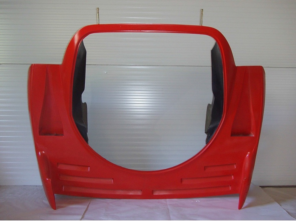 Ferrari F40 Rear Hood / Bonnet / End / Clip - 62732200