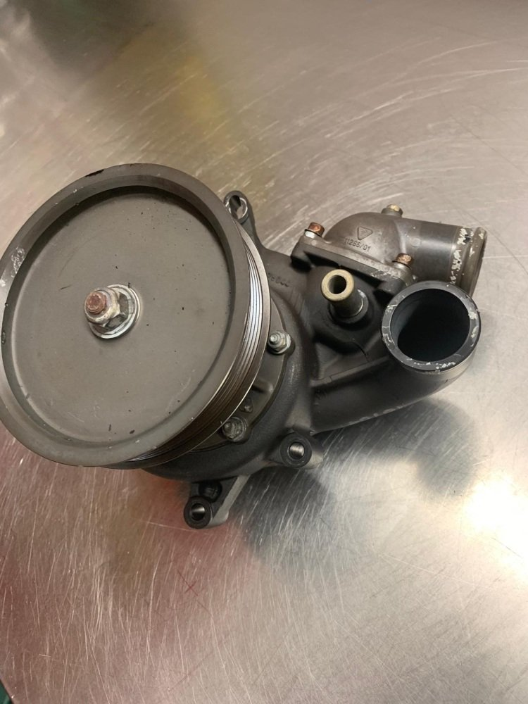 Ferrari 360 Water Pump and Housing - 176044 and 181841