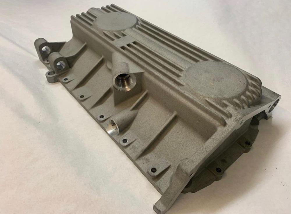 Ferrari F40 Sump Oil Pan for F120 2.9 V8 - 134999
