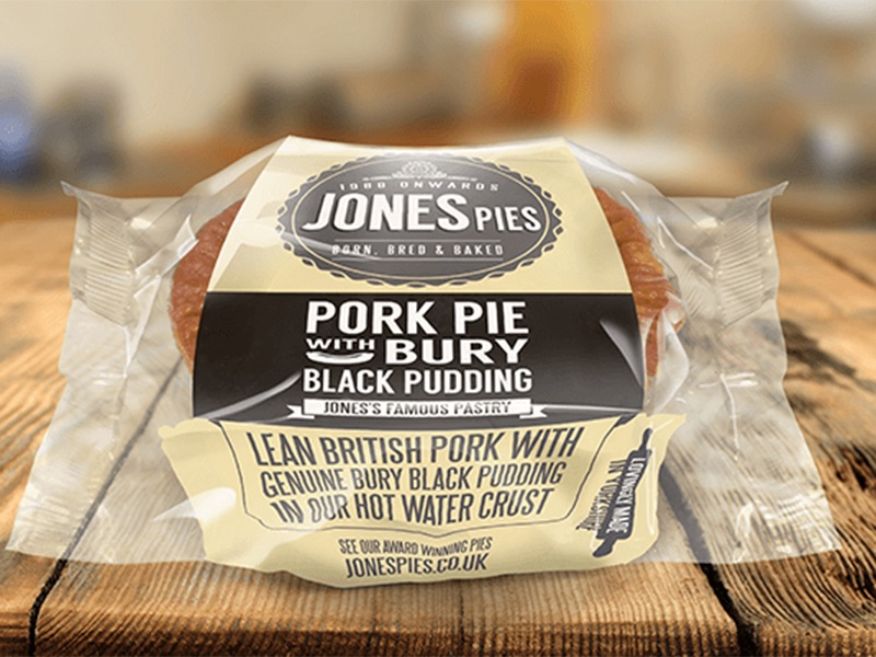 PREMIER BURY BLACK PUDDING PORK PIE
