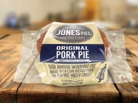 PREMIER ORIGINAL AWARD WINNING PORK PIE 160g