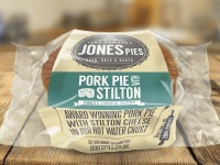 PREMIER PORK PIE WITH STILTON CHEESE 160g