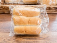 PREMIER WHITE FINGER ROLLS - 6 PACK