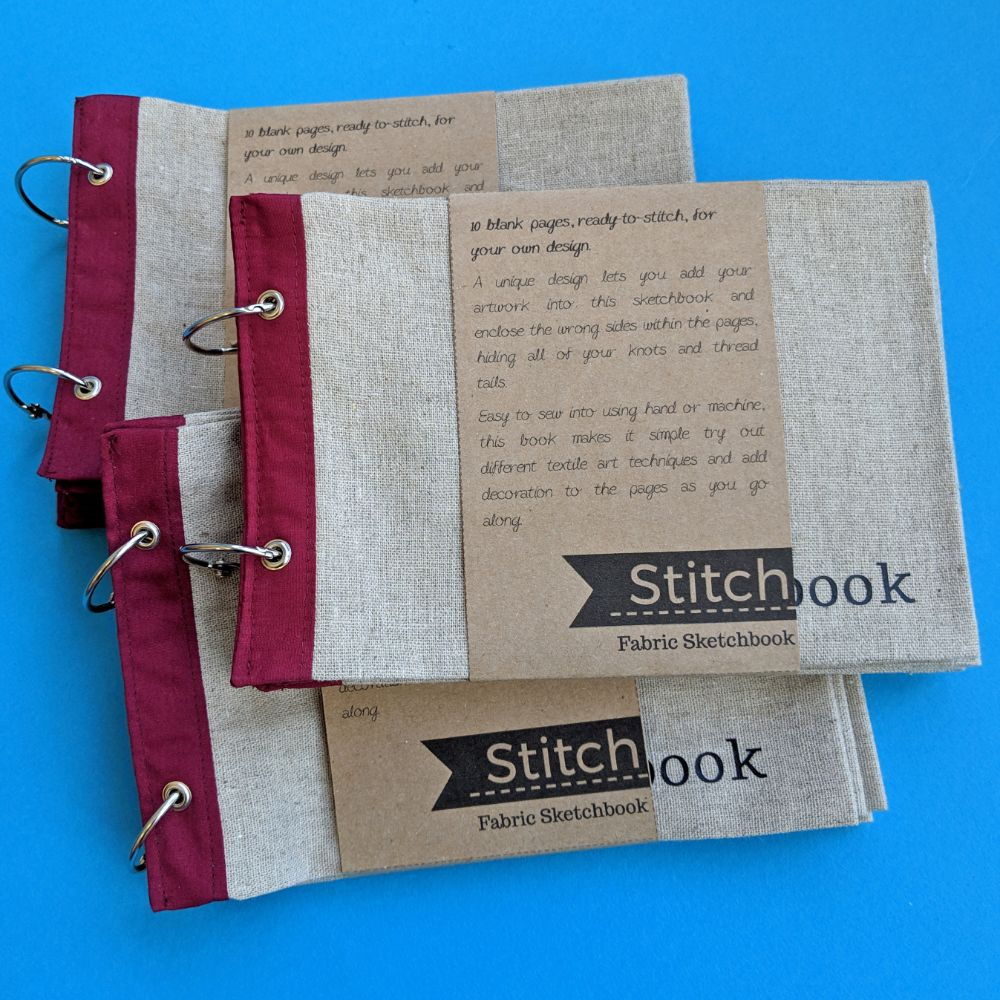 Blank Stitchbooks