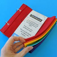Easy to Sew Stitchbook Rainbow