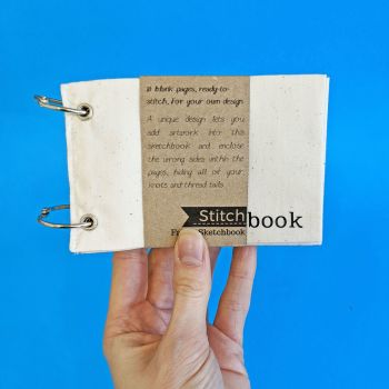 Mini Cotton Stitchbook