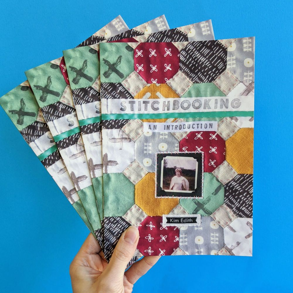 Stitchbook Zine