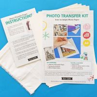 Photo Transfer Paper Kit