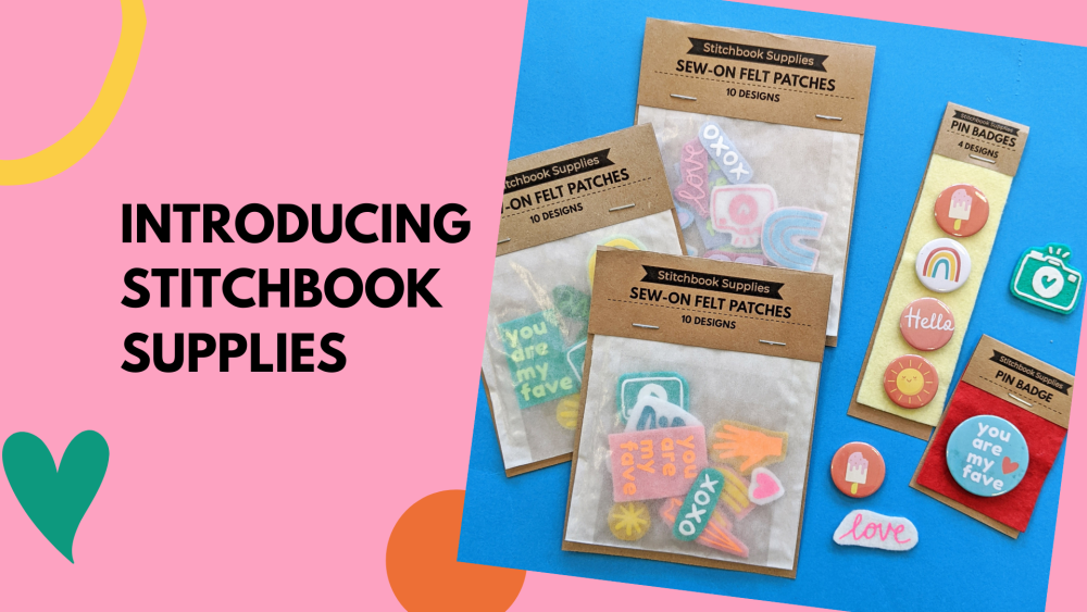 Introducing Stitchbook Supplies
