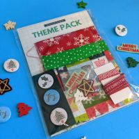 Embellishment Theme Pack - Christmas