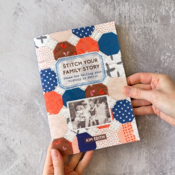 Stitch Your Family Story Book