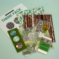 Embellishment Theme Pack - The Woods