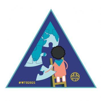 World Thinking Day badges
