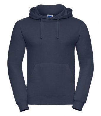 Navy blue over the head hoody