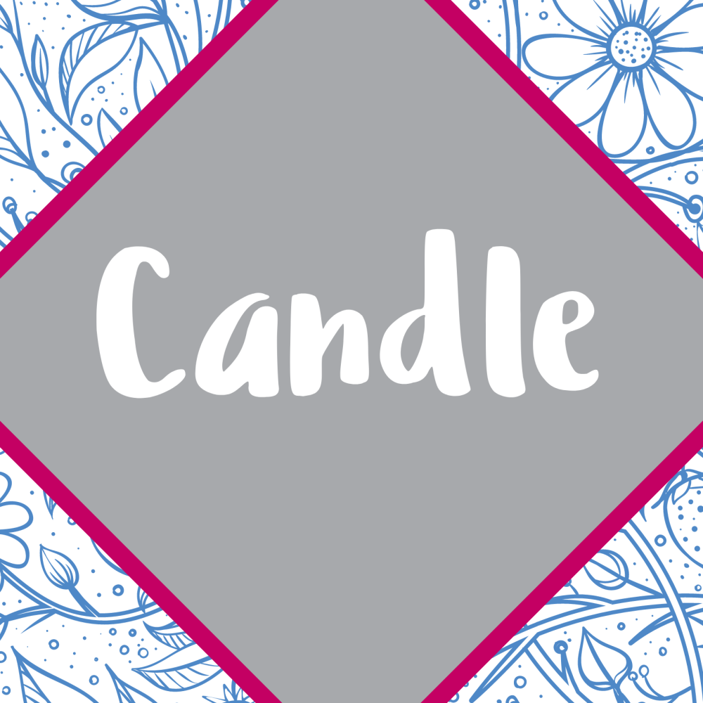 Main session - Scented Candle