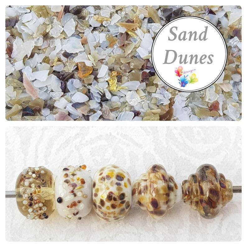 Sand Dunes Fine Grind Frit Blend
