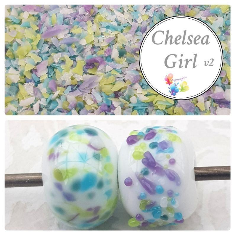 Chelsea Girl v2 Fine Grind Frit Blend