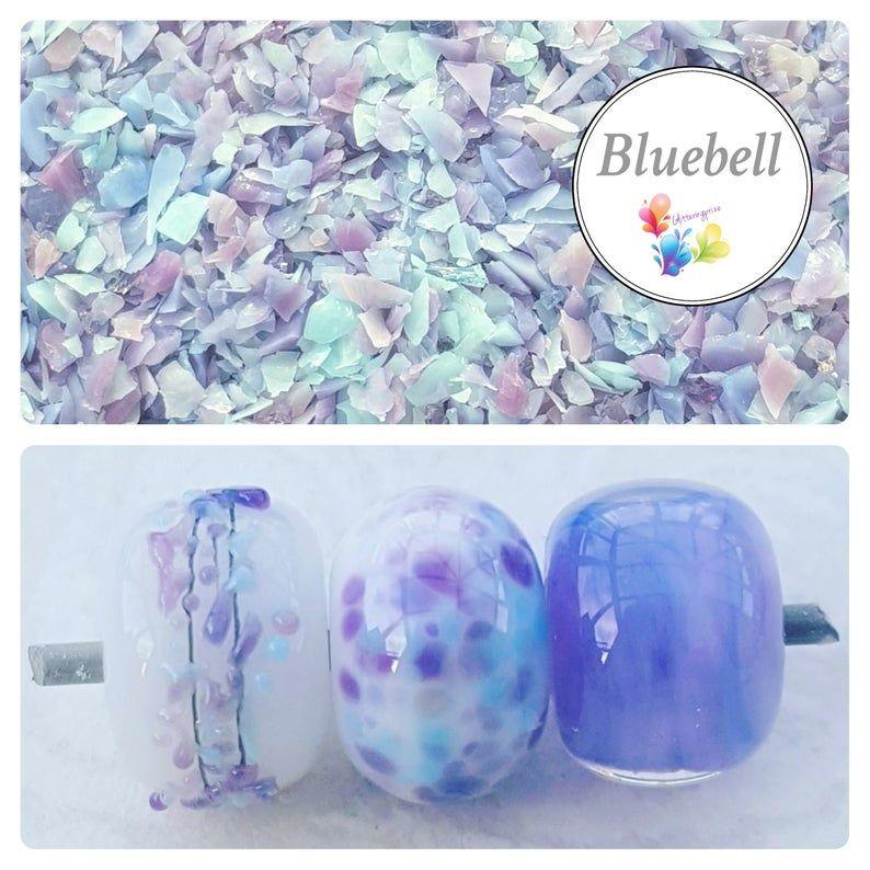 Bluebell Fine Grind Frit Blend