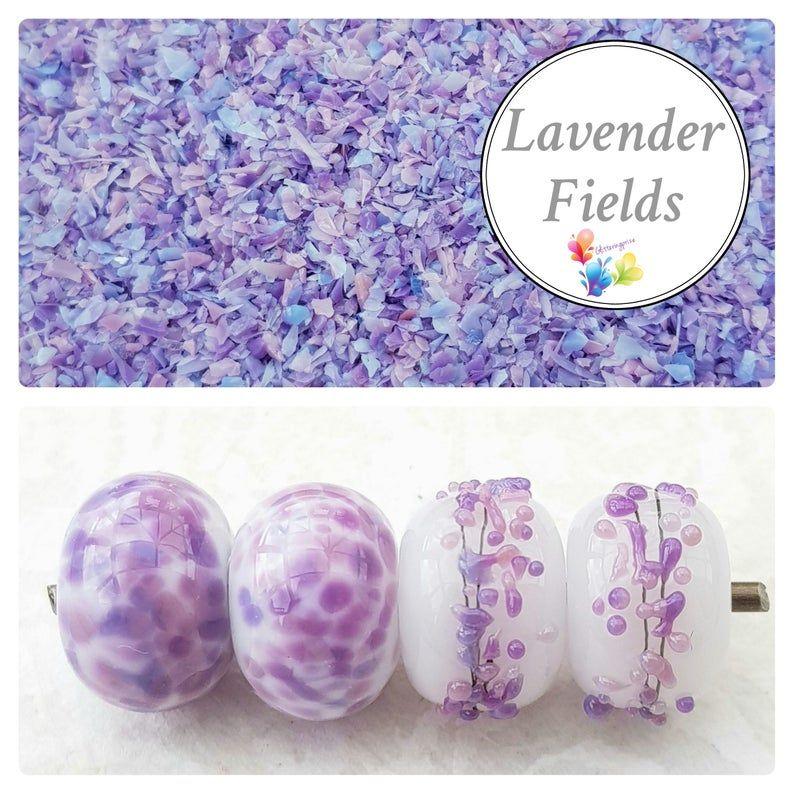 Lavender Fields Fine Grind Frit Blend