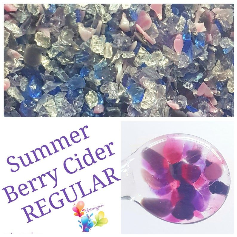 Summer Berry Cider Regular Grind Frit Blend