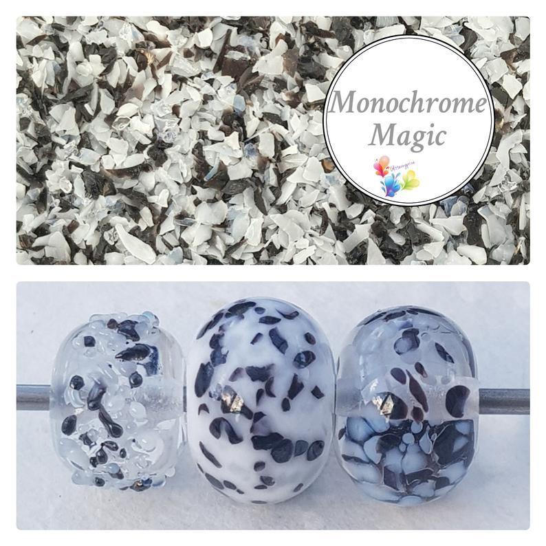 Monochrome Magic Fine Grind Frit Blend