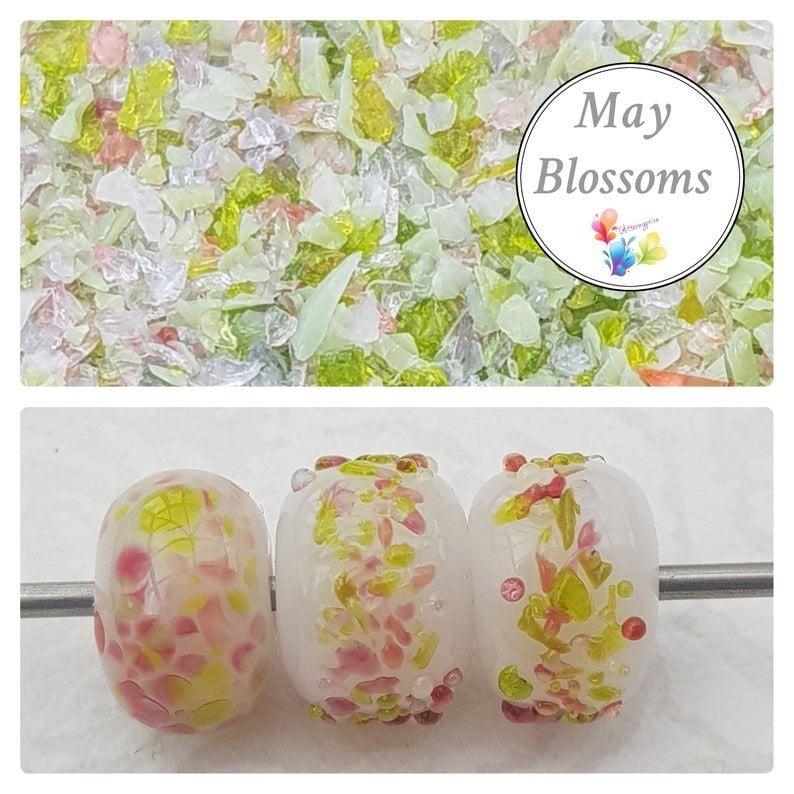 May Blossom Grind Frit Blend