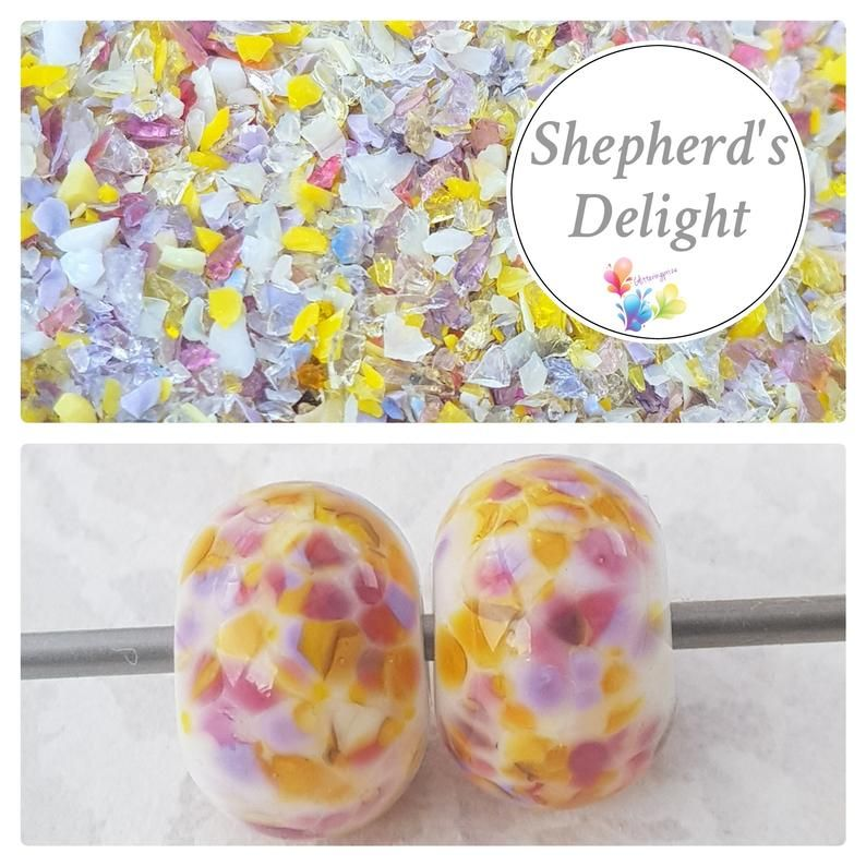 Shepherd's Delight Fine Grind Frit Blend
