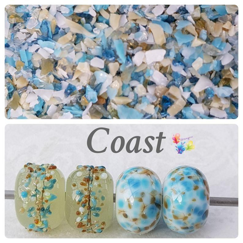 Coast Fine Grind Frit Blend